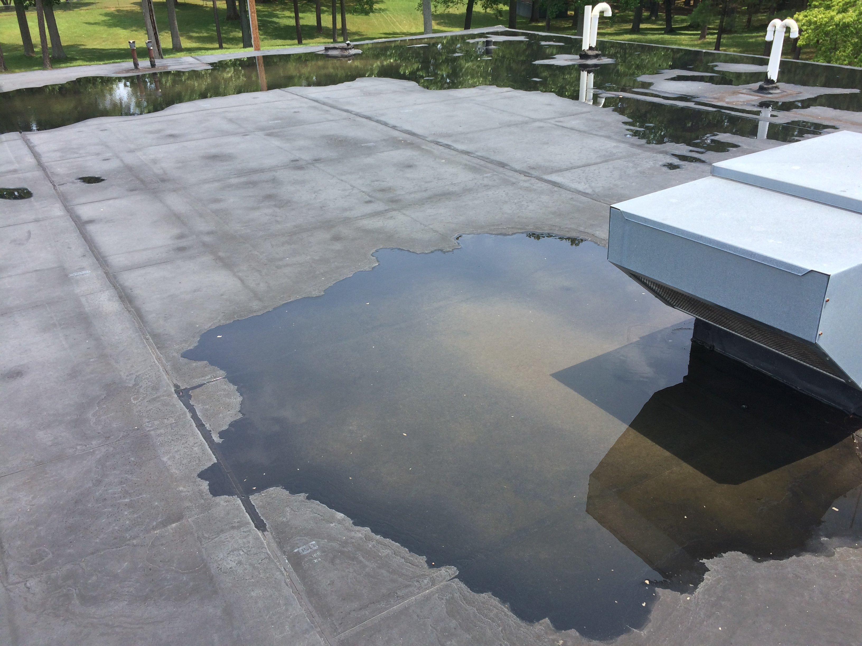 Commercial Roofing Company Lynchburg, VA
