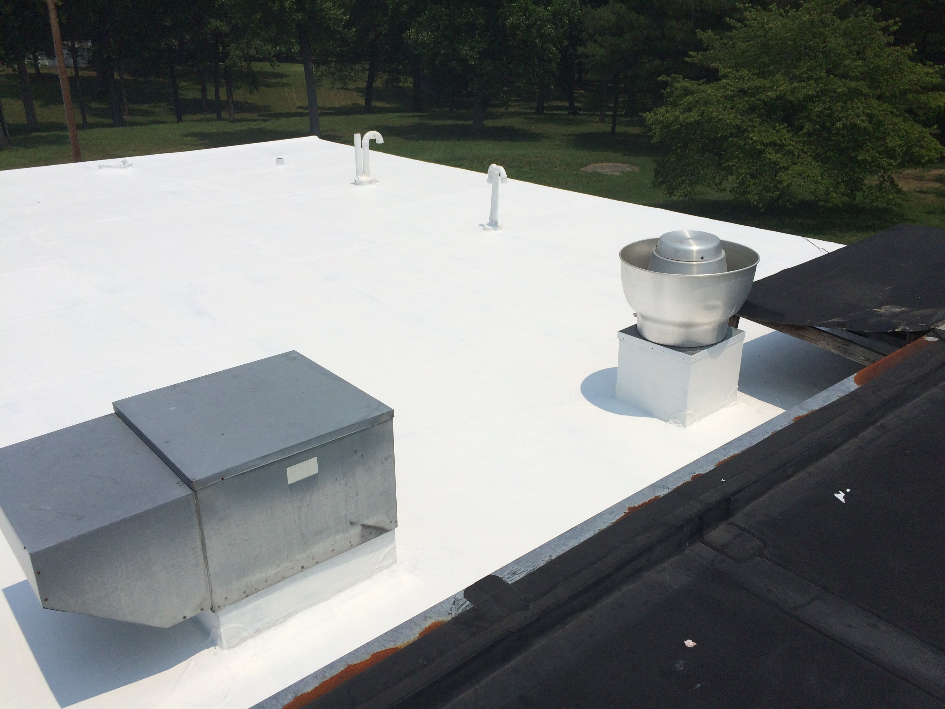 Commercial Roofing Company Winston-Salem, NC