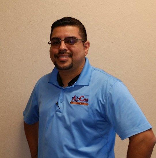 Walter | HVAC Technician, AirCon Service Company