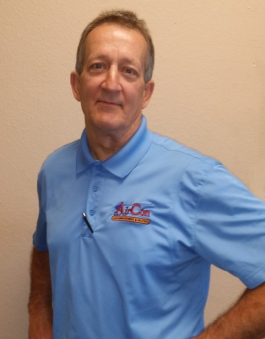 David | Comfort Advisor, AirCon Service Company