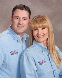 Derek and Kim Stewart | Owners, AirCon Service Company Houston