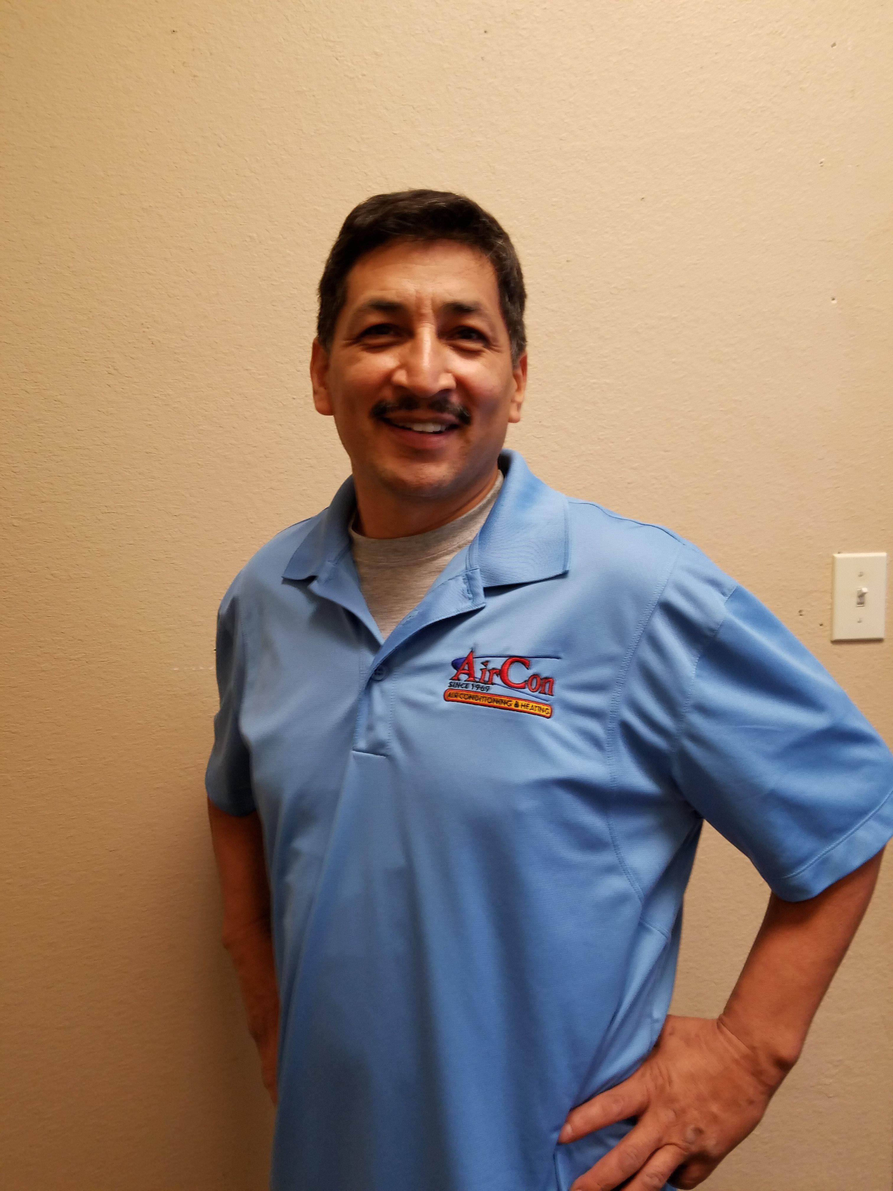 Hector | HVAC Installer, AirCon Service Company