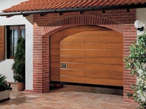 porta sezionale, portone garage