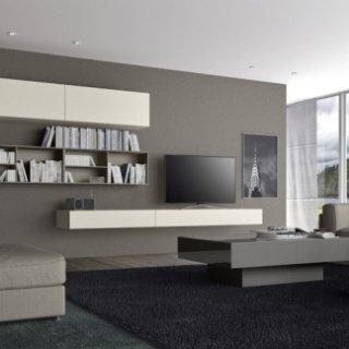 Arredamento soggiorno stile moderno