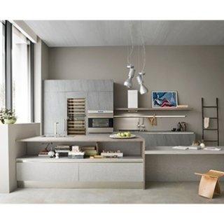 cucine moderne grigie