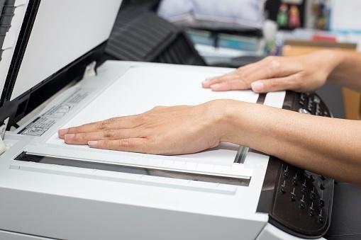 Servizio di fotocopie