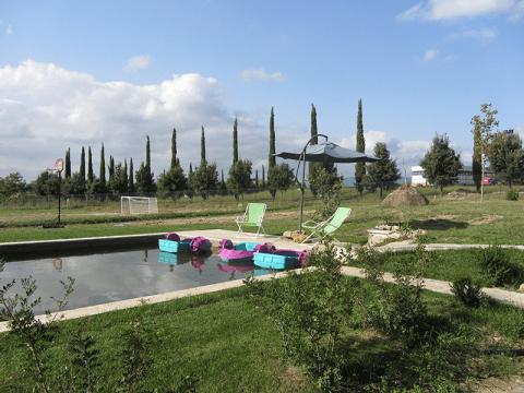 Oasi Sportiva, Ricreativa ed Educativa presso Agricampig/Agripark Il Pantano