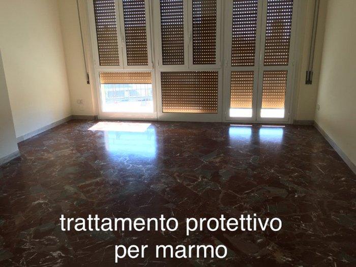pavimento marmo_ trattamento protettivo per il marmo