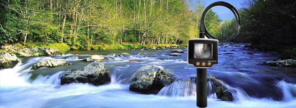 Camera di videoispezione sotterranea