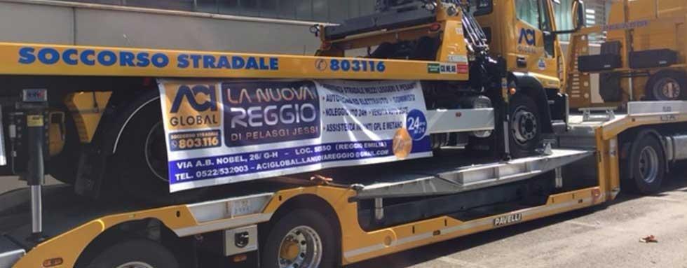Soccorso stradale Aci Reggio Emilia