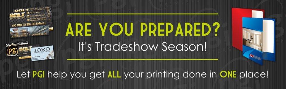 Tradeshow Season