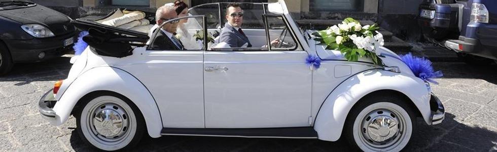 noleggio auto sposi