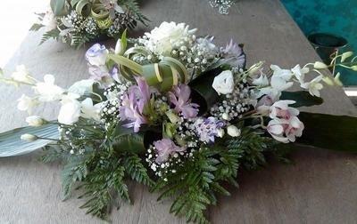 addobbi con fiori