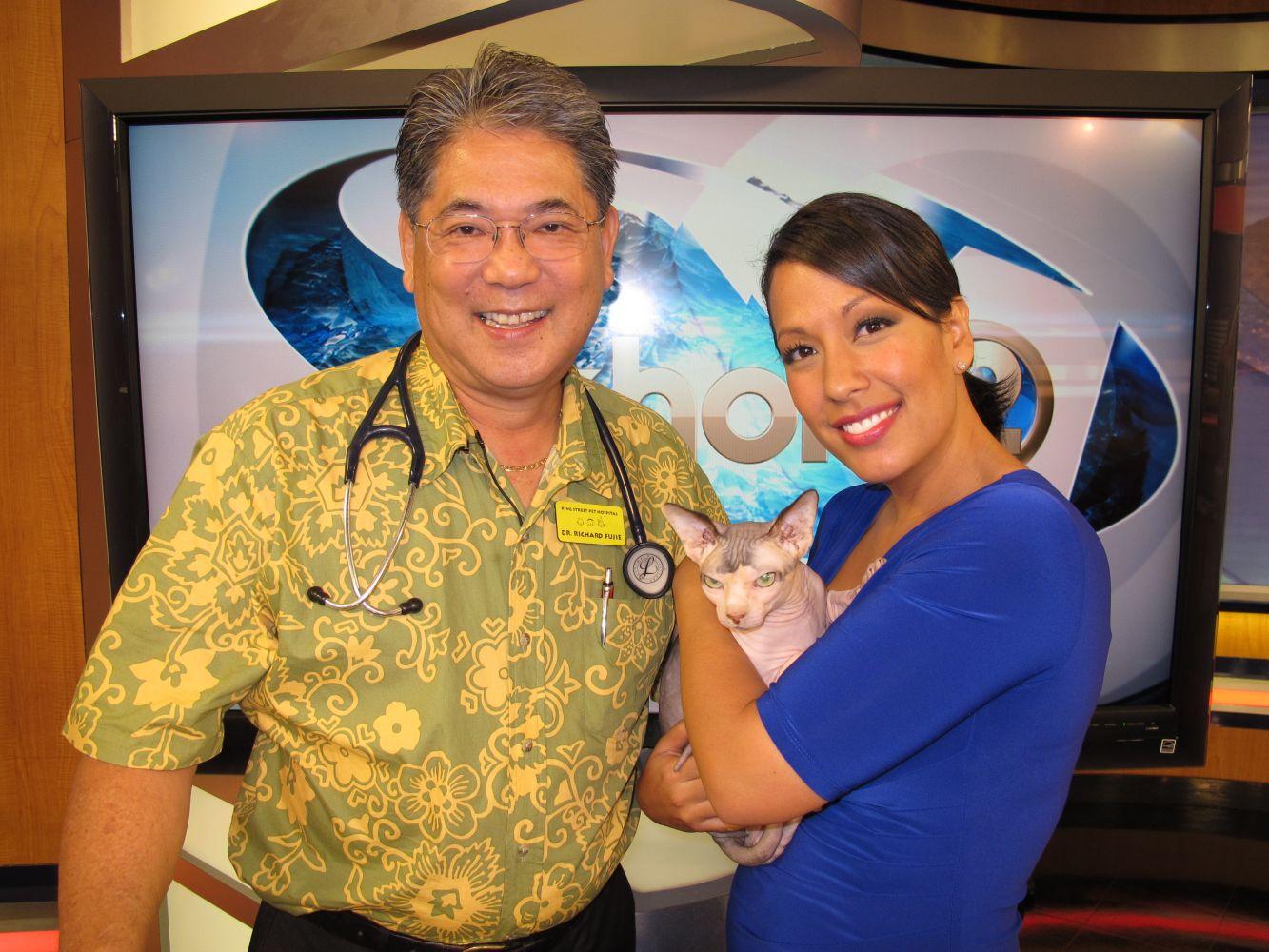 Dr. Fujie guests