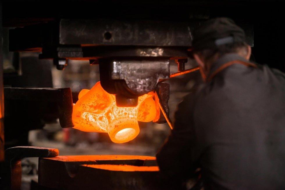 fusione e lavorazione alluminio