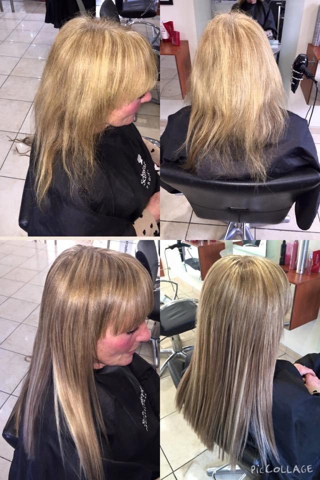 Hair designing