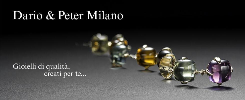 Vendita gioielli Dario&Peter Milano