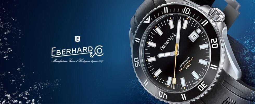 Vendita orologi Eberhard
