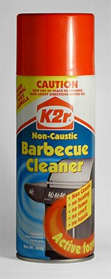 BBQ cleaner bottle