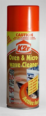 Oven & Microwave cleaner