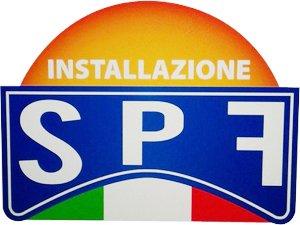 Insegne Luminose SPF Installazioni – Logo