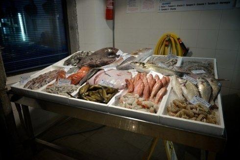 Banco pescheria