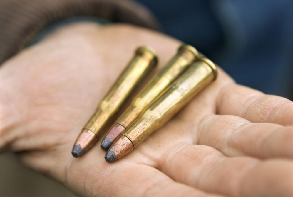 Bullets bought at our gun store in Elizabethtown, KY