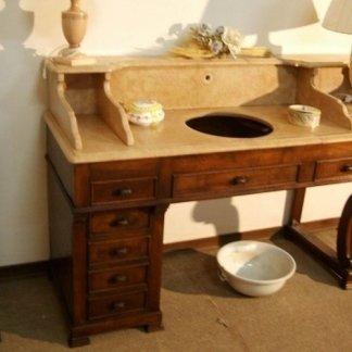mobili in legno per il bagno