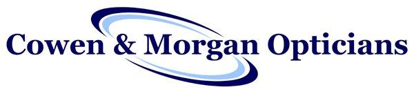 Cowen morgan opticians logo