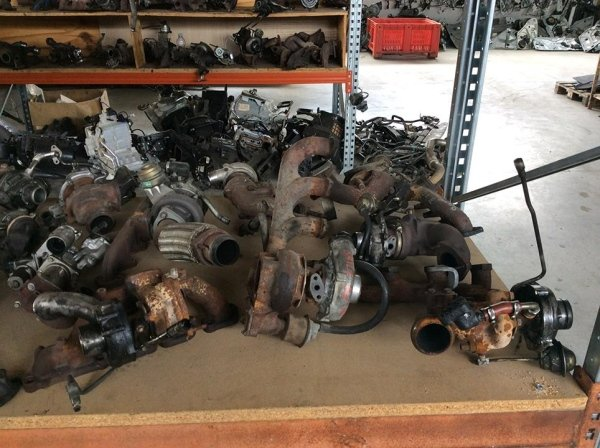 Vendita Motori Usati