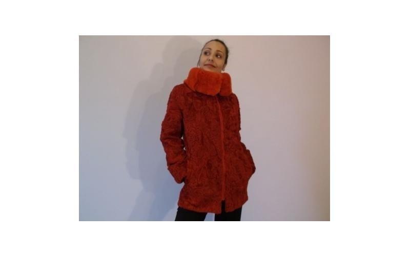 pelliccia rossa