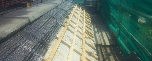 cornicione tetto rrifacimenti