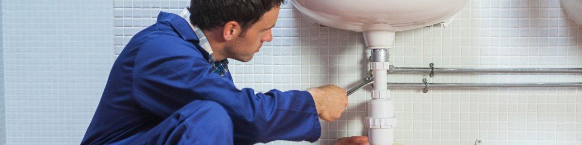 greenough plumbing service pty ltd plumber fixing wash basin