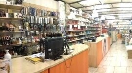 negozio attrezzature estetiste