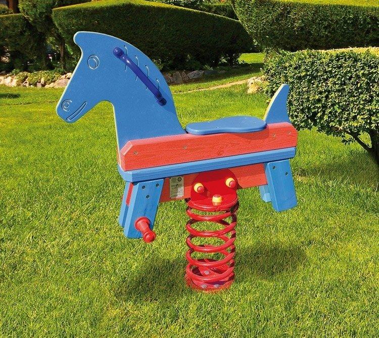 Cavallo a molla