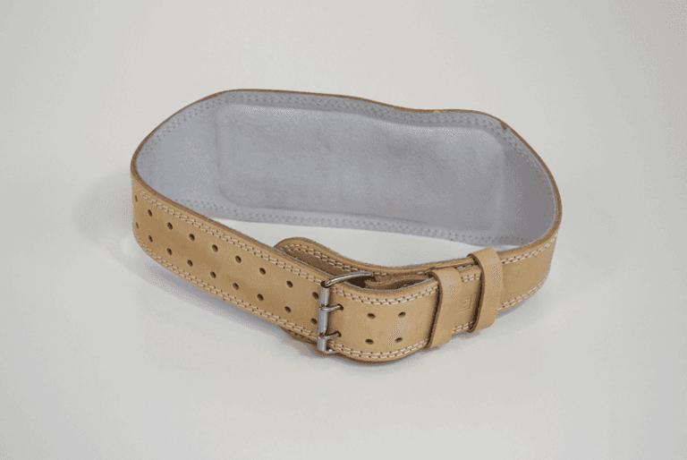 Cintura imbottita per sollevamento pesi