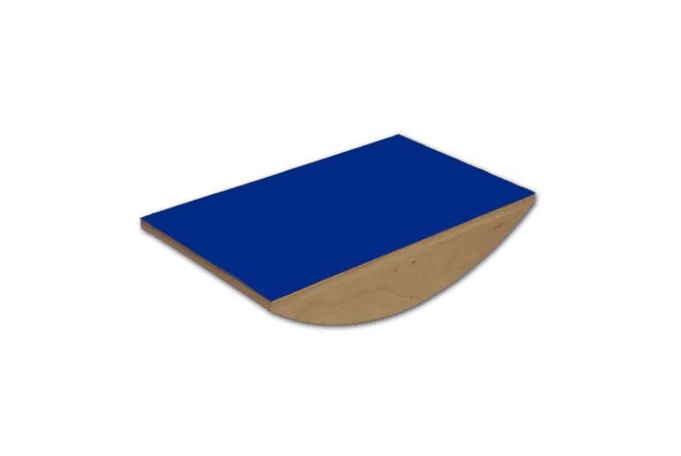 Pedana oscillante di legno