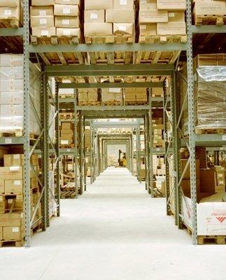 Scaffalature industriali Porta pallet