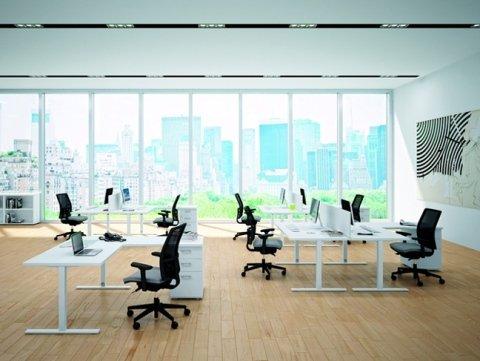 Mobili per ufficio operativi Quadrifoglio