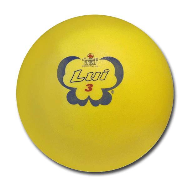Pallone sonoro super soffice con sonagli interni