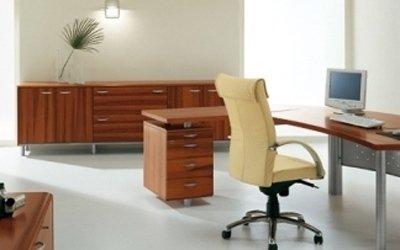 Mobili per ufficio direzionali, linea X-Time Manager di Quadrifoglio