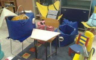 Mobili per scuole