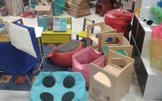 Arredi e mobili per scuole d'infanzia