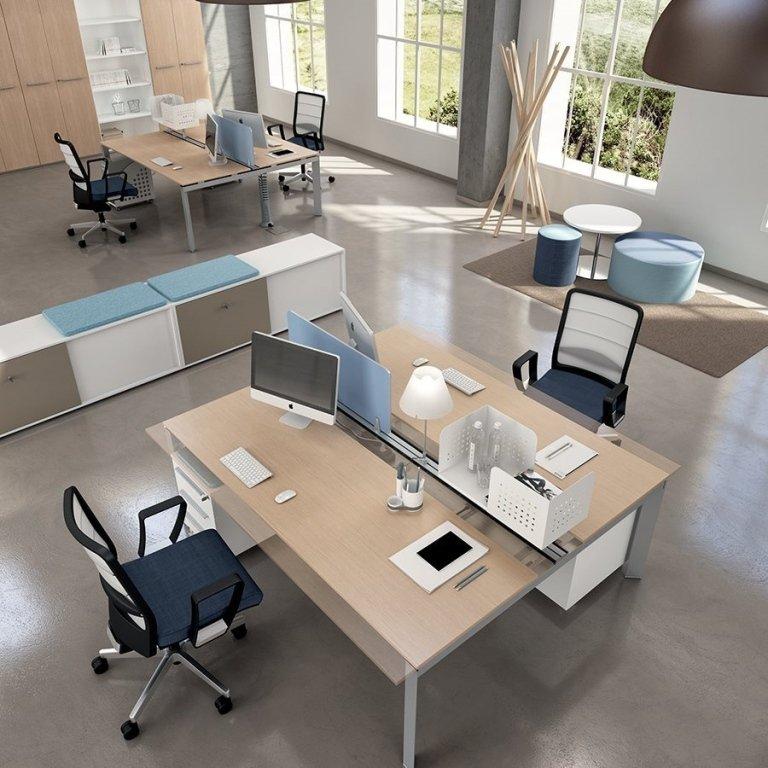 Mobili per ufficio operativi DVO Della Valentina Office