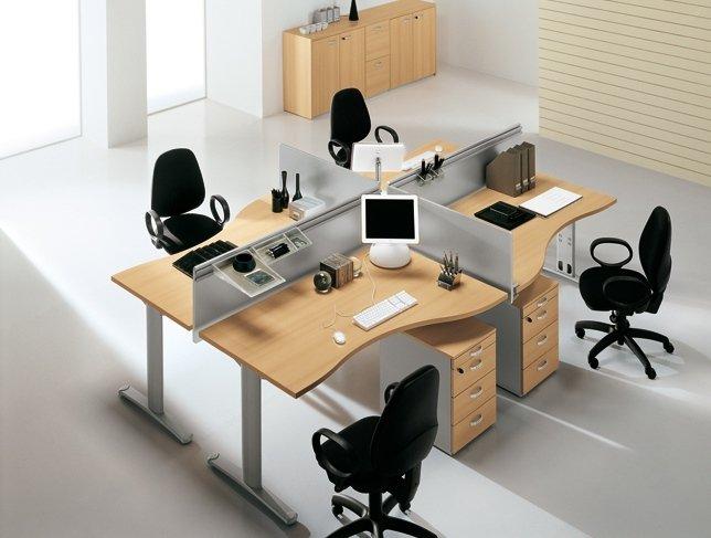 Mobili Per Ufficio Quadrifoglio : Mobili per uffici operativi pomigliano darco napoli provincia