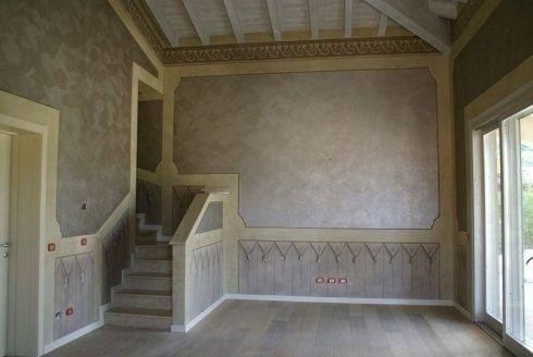 decorazione d'interni, pitture edili