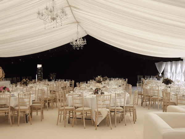 Wedding marquess at great prices