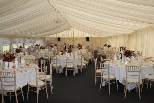 Marquees hire solutions