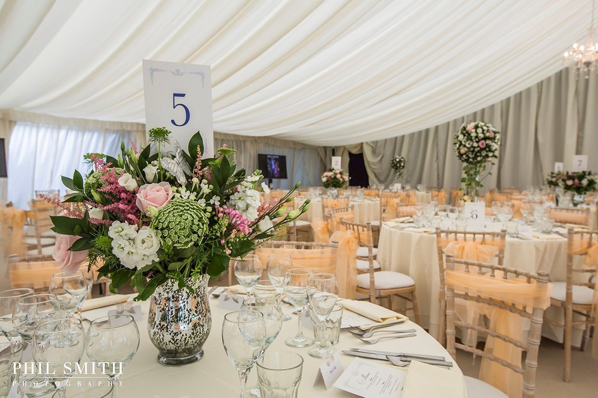 Marquee Accessories Hire
