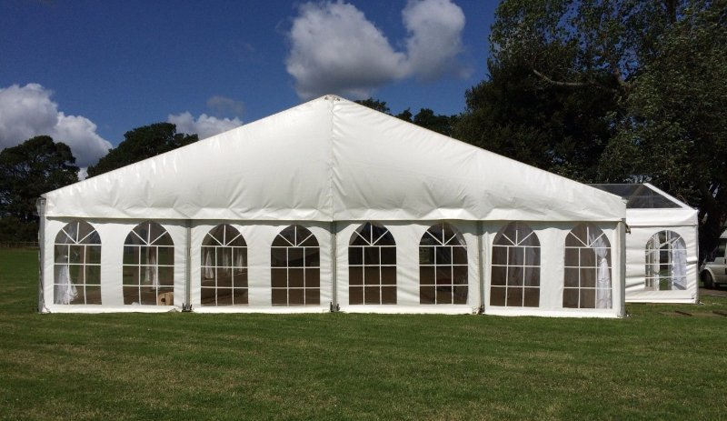 Show and Exhibition Marquee Hire